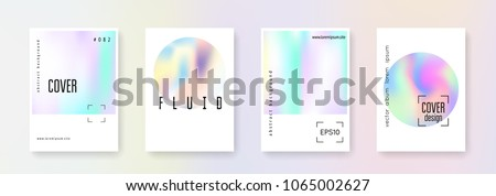 minimalist poster set abstract