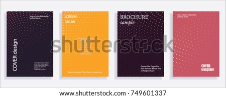 minimalistic cover design