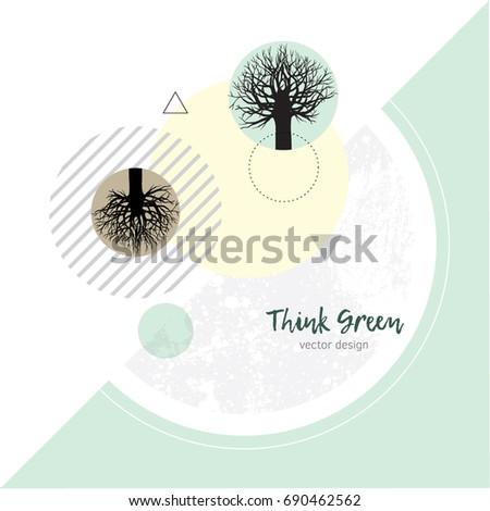 minimalistic ecology modern
