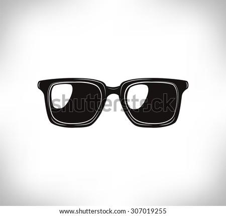 gafas ray ban vector