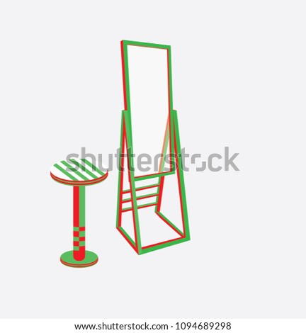 mirror with footed. wooden size mirror. mirror design. wooden mirror design with stand