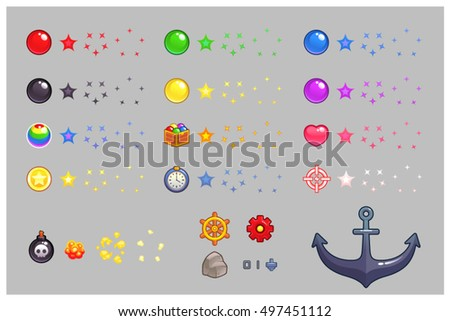 miscellaneous items game