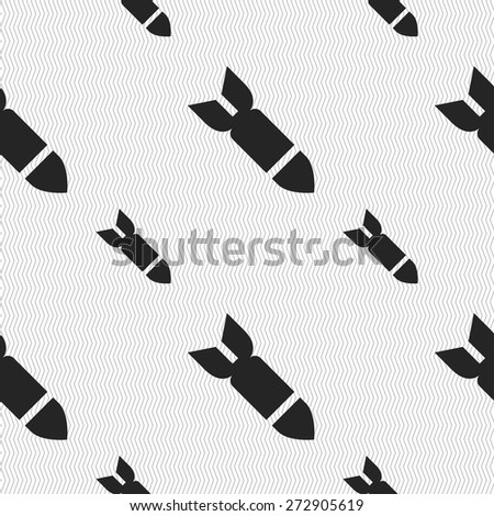 missile  rocket weapon icon