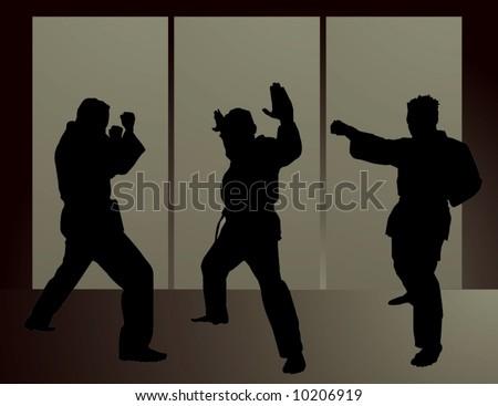 Mixed Martial Arts (K)