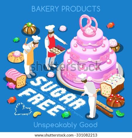 mixed types of sugar free