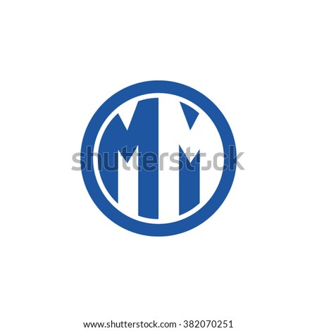 mm initial letters circle