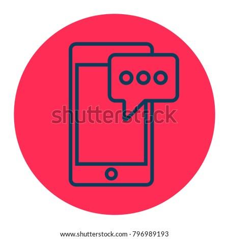 mobie phone icon