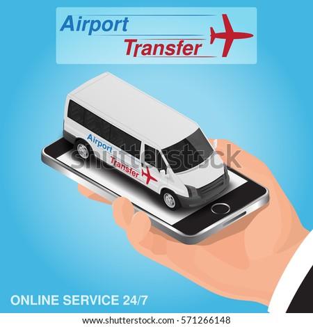 mobile app online airport