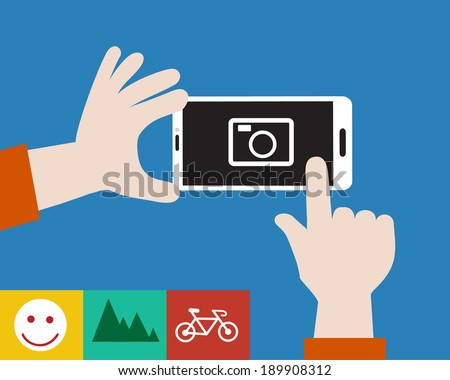 mobile camera shot phoeto