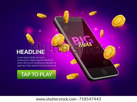mobile casino slot game flying
