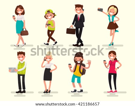 mobile dependence people with