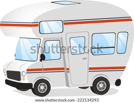 mobile home motor home caravan