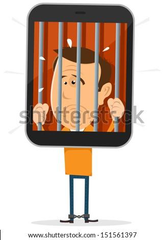 mobile phone prisoner
