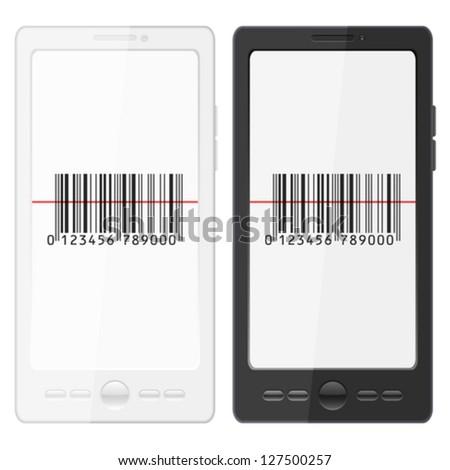 Cell Phone Bar Code