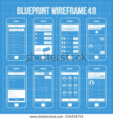 Royalty free mobile wireframe app ui kit 40 search 389503465 mobile wireframe app ui kit 48 556458754 malvernweather Choice Image