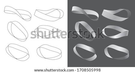 mobius strip  continuous