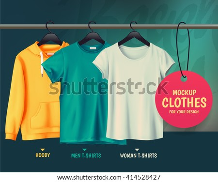 mock up clothes for your design