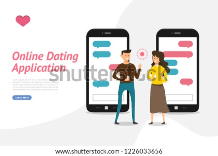 mobile phone dating applications