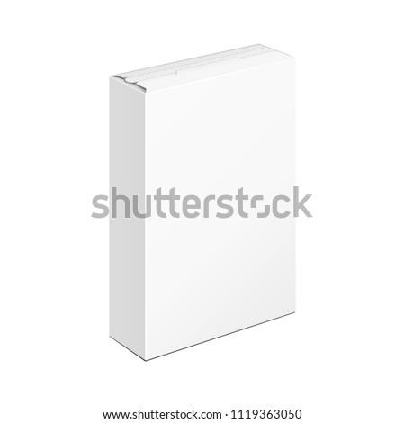 mockup product cardboard