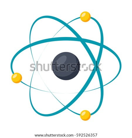 Model atom concept for molecular chemistry or physic