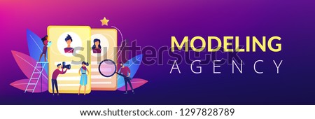 modeling agency manager and