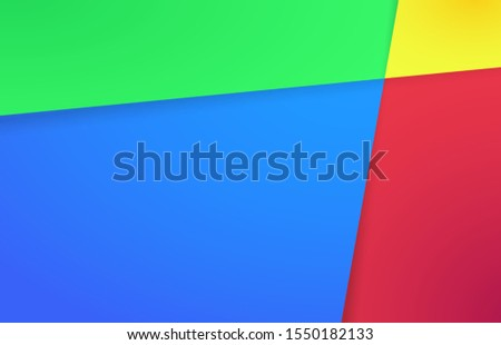 Modern abstract colorful background, cover, backdrop, pattern. Technology, digital concept. Vector illustration. EPS 10