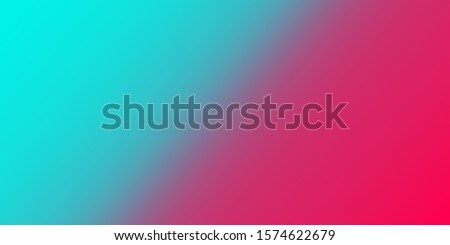 Modern abstract colorful gradient background, cover, backdrop. Social media Tik Tok concept. Marketing, advertising. Vector illustration. EPS 10 Stockfoto ©