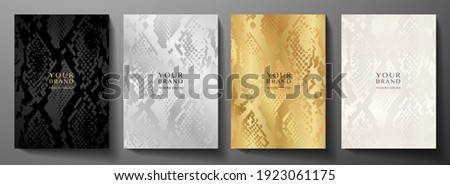 modern abstract cover design