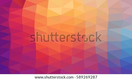 Shutterstock Modern abstract 4K material design background. Paper style color template for design