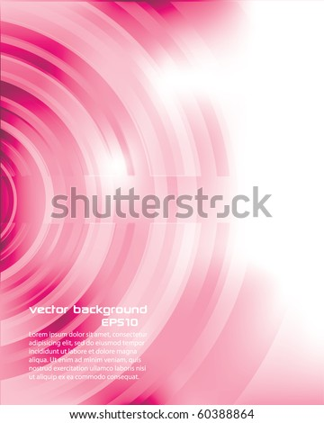 Modern Abstract Pink Background
