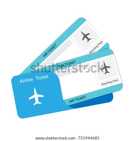 modern airline travel boarding