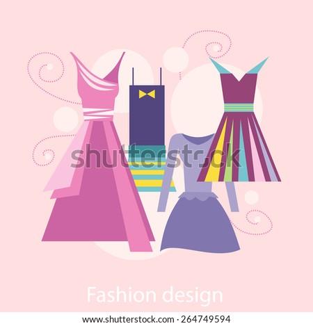 modern and elegant dresses for