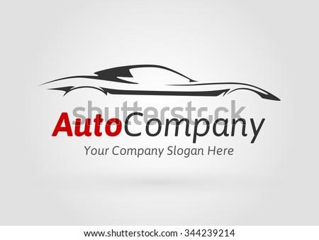 Royalty Free Car Logo Vector Illustration 441598945 Stock Photo