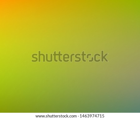 Modern blurry smooth background. Vector illustration art. Simple backdrop with simple muffled colors. Yellow fluid colorful shapes for poster, presentation and banner.