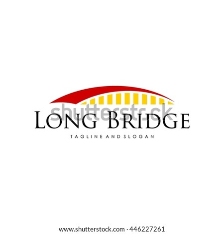 modern bridge logo