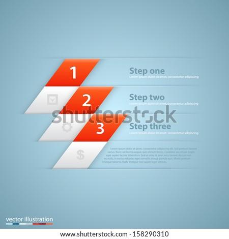 stock-vector-modern-business-steps-origami-style-options-banner-vector-illustration