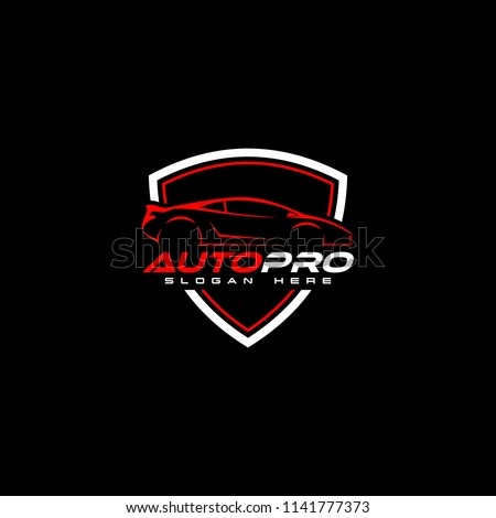 modern car logo design