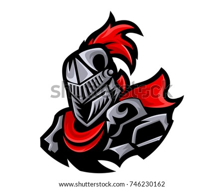 modern charismatic knight