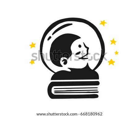 Modern Children Education Logo - Future Star Education Symbol
