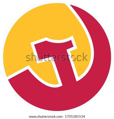 modern communist hammer and