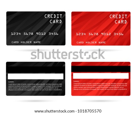 modern credit card  business