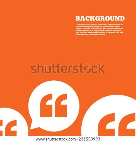 modern design background quote