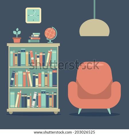 modern design interior sofa and