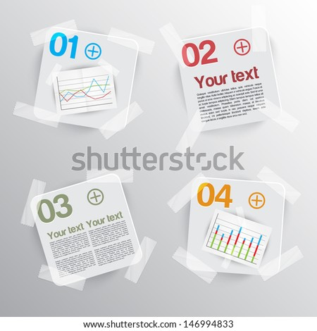 Modern design templates for web