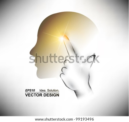 modern digital thinker design