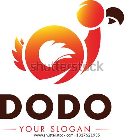 modern dodo logo