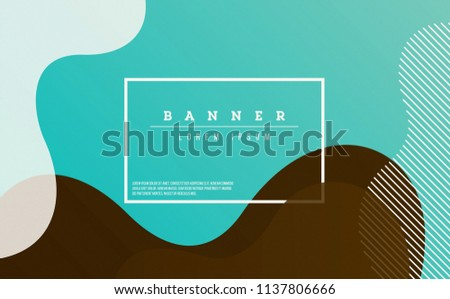 stock-vector-modern-dynamic-poster-with-fluid-elements-and-bright-gradients-creative-banner-design-with-place