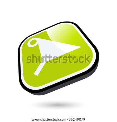 modern filter sign