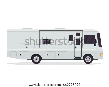 Browse More Rv Vectors From Shutterstock