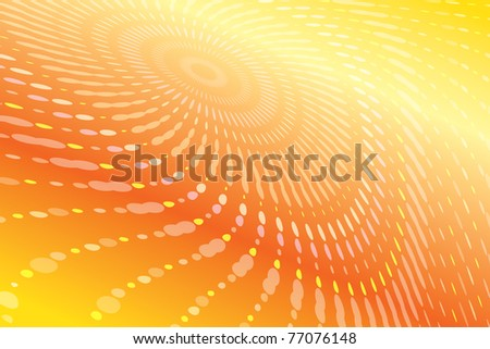 modern fractal vector pattern
